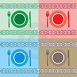 Table Arrangement Stock Photo - Image: 19907770