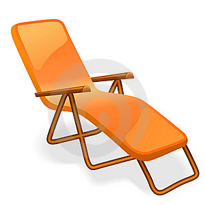 Chaise Longue Royalty Free Stock Photo - Image: 19907955