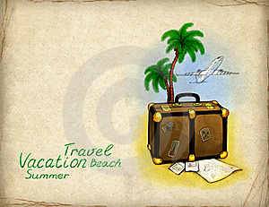 Vacation Background Stock Images - Image: 19911424
