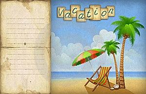Vacation Background Stock Photos - Image: 19911653
