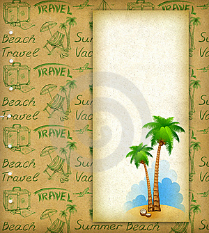 Vacation Background Royalty Free Stock Images - Image: 19911919