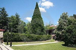 Holiday House Stock Image - Image: 19912221