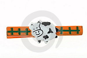 Color Wood Animal Clip Stock Images - Image: 19920334