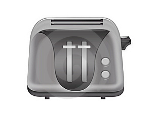 Toaster Royalty Free Stock Photos - Image: 19922418
