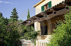 Casa Tradizionale In Majorca, Grezzo Fotografia Stock Libera da Diritti - Immagine: 19922597