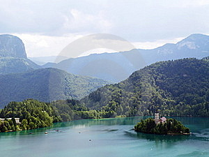 Lake Of Bled Stock Photography - Image: 19925592