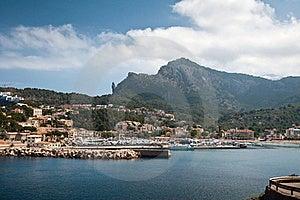 Port De Soller Mallorca Stock Photos - Image: 19929073