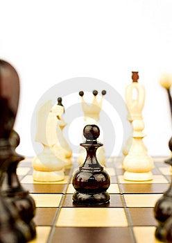 Chess Piece Stock Photos - Image: 19929533