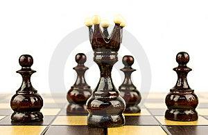Chess Pieces Stock Photo - Image: 19929560