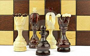 Chess Piece Royalty Free Stock Photo - Image: 19929595