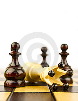 Chess Piece Stock Images - Image: 19929634