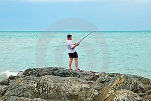 Fisherman Ashore Stock Photos - Image: 19931163