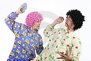 Clowns Royalty Free Stock Photos - Image: 19933488