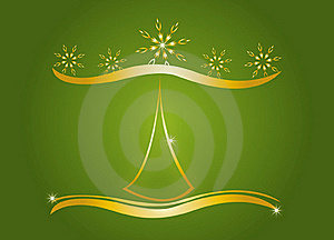 Christmas Card Gift Background  Illustration Royalty Free Stock Photo - Image: 19935315