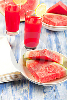 Watermelon Overload Stock Images - Image: 19935904