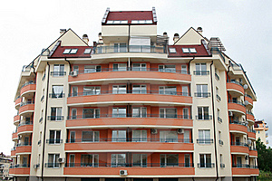 Blocks Of Flats Stock Images - Image: 19936004