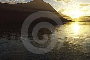 Sunny Lake Stock Photography - Image: 19936042
