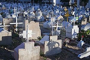 Graveyard Royalty Free Stock Photos - Image: 19936048