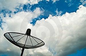 Satellite Dish Royalty Free Stock Images - Image: 19949379