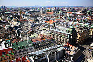 Vienna. Royalty Free Stock Photo - Image: 19952075