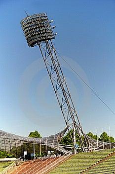 Olympic Stadium München - Light Panel Stock Photos - Image: 19952813