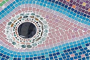 Ceramic Wall Stock Image - Image: 19955721