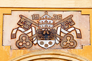Coat Of Arms Royalty Free Stock Image - Image: 19957226
