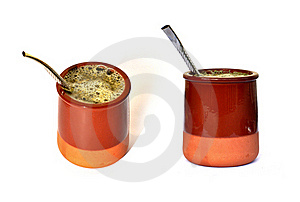 Mate Herb 012 Royalty Free Stock Images - Image: 19958249
