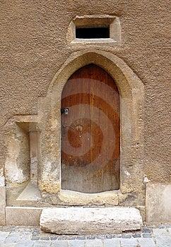Old Door Stock Images - Image: 19958474