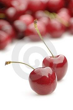 Fresh Sweet Cherries Stock Image - Image: 19958881