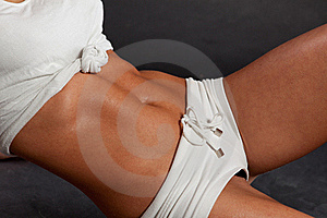Young Athletic Girl Body Stock Images - Image: 19959024