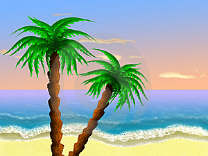 Tropical View Stock Photos - Image: 19961853