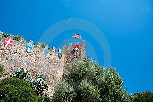 Fortress Of Capdepera Stock Photo - Image: 19964040