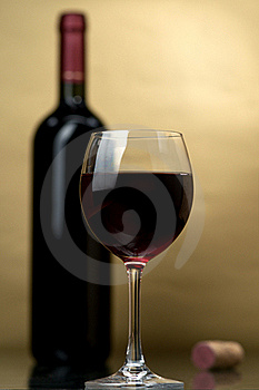 Red Wine Royalty Free Stock Photos - Image: 19966578