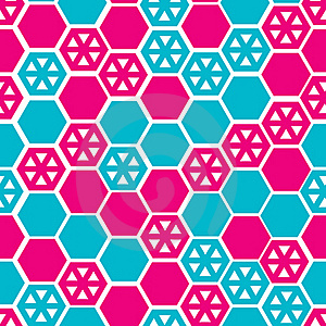 Vector Seamless Pattern Of Fashion Jewelry Stock Photography - Image: 19983062