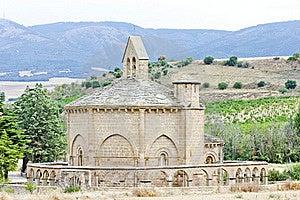 Road To Santiago De Compostela Royalty Free Stock Image - Image: 19989686