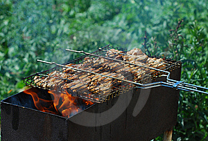 Barbecue Stock Photo - Image: 19991040