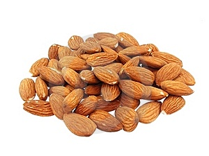 Almond Nuts Shelled Stock Images - Image: 19992554