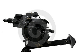 Automatic Mine Thrower-2 Royalty Free Stock Photos - Image: 19992978