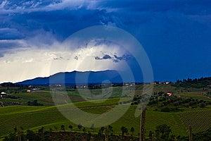 Advancing Thunderstorm Royalty Free Stock Image - Image: 19996566