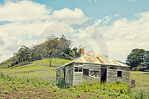 Old Cabin Royalty Free Stock Photo - Image: 19998835