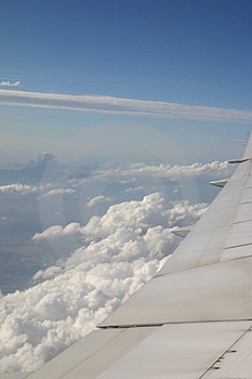 View From A Plane Stock Images - Image: 20234