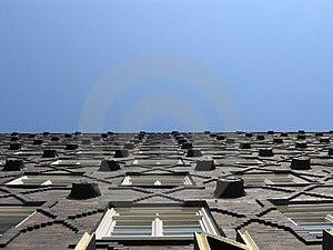 Brick Facade Stock Photo - Image: 20770