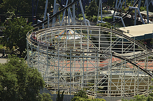 Rollercoaster 2 Stock Photo - Image: 20810