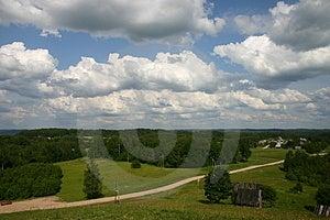 Borderland Landscape Stock Images - Image: 20954