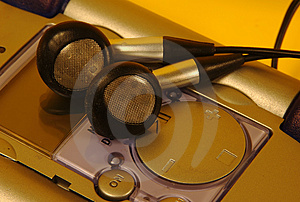 Earbuds Royalty Free Stock Image - Image: 22376