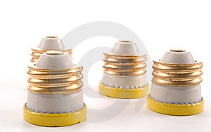 Screw In Fuses Stock Photos - Image: 22463