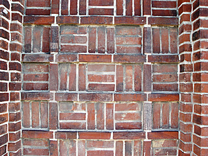 Brick Pattern Stock Photo - Image: 23290