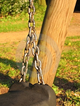 Chain Swing Stock Image - Image: 23661