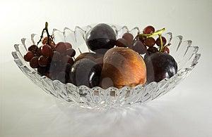 Bowl Of Fruit Stock Image - Image: 23871